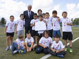 FtK_UEFA-Preisverleihung_2DFB-Thomas-Boecker_Gehlenborg-Kids